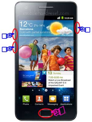 Samsung Galaxy S2 4G I9100M