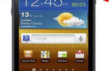 Samsung Galaxy w i1850
