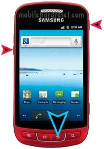 Samsung R720 Admire reset