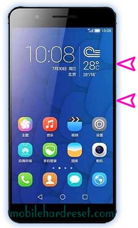 How to Hard Reset Huawei Honor 6 Phone