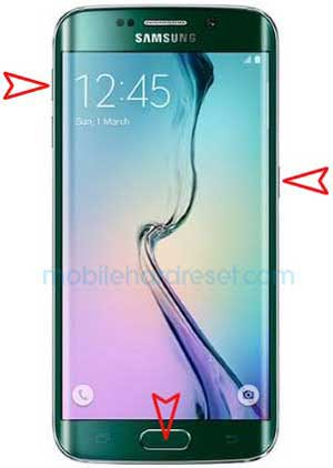 New Smartphone Samsung Galaxy S6 Edge Plus Reset
