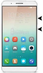 Huawei Honor 7i hard reset