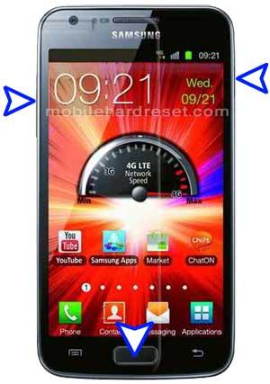 Samsung Galaxy S II LTE I727R