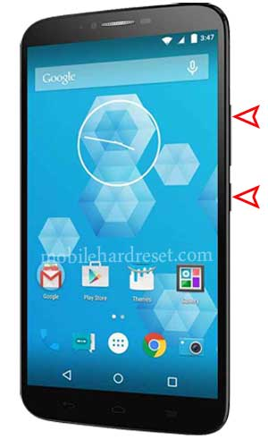 How to Hard Reset and Factory Reset Alcatel Hero 2