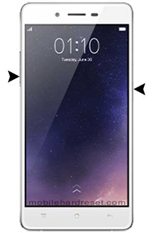 oppo mirror 5 hard reset