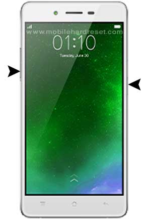How to Hard Reset Oppo Mirror 5S with Factory Reset
