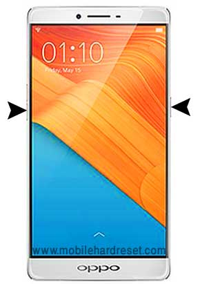 How to Hard Reset / Factory Reset Oppo R7