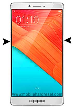 oppo r7 plus hard reset