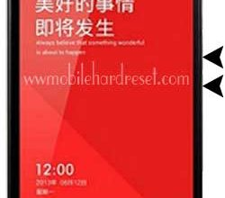 Photo of How to Hard Reset/Factory Reset Xiaomi Redmi Note