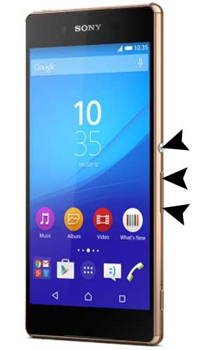 How to Hard Reset Sony Xperia Z5 with Factory Reset