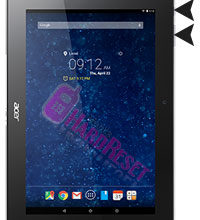 Photo of How to Hard Reset/ Factory Reset Acer Iconia Tab 10 A3-A30