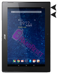 How to Hard Reset/ Factory Reset Acer Iconia Tab 10 A3-A30
