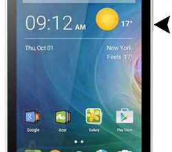 Photo of How to Hard Reset/ Factory Reset Acer Liquid Z320