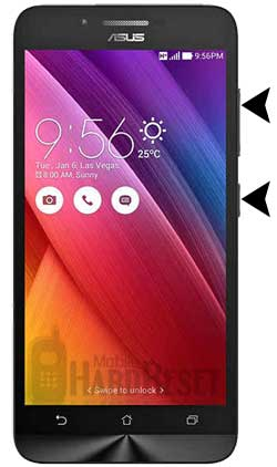 How to Hard Reset Asus Zenfone Zoom ZX551ML