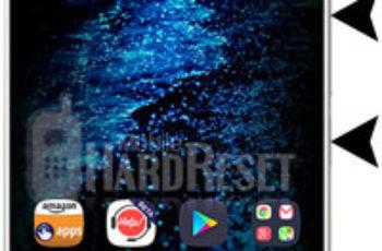 BLU Energy X hard reset