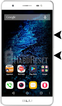 How to Hard/ Factory Reset BLU Energy X