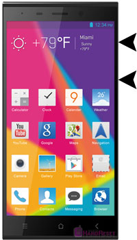 BLU Pure XL hard reset
