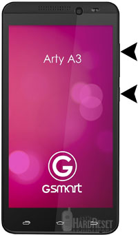 How to Hard/ Factory Reset Gigabyte GSmart Arty A3
