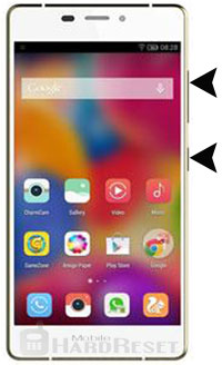 How to Hard Reset/ Factory Reset Gionee Elife E8