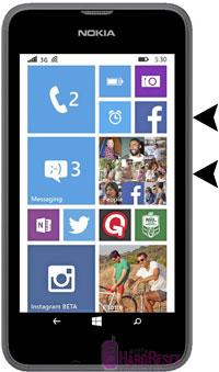 Nokia Lumia 530 hard reset