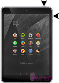 Nokia N1 hard reset
