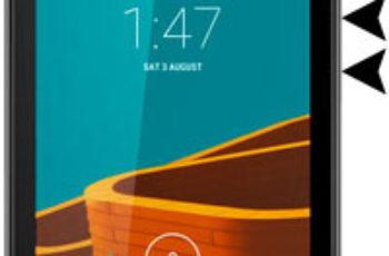 Vodafone Smart first 6 hard reset