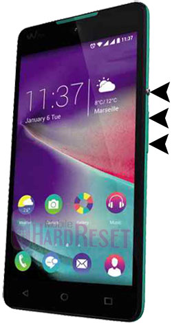 Photo of How to Hard Reset/ Factory Reset Wiko Rainbow Lite 4G