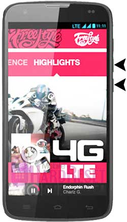Yezz Andy 5EL LTE hard reset