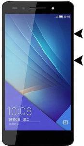 Huawei Honor 7 hard reset