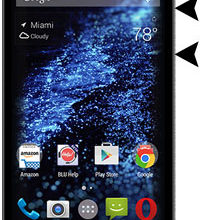 BLU Studio XL hard reset