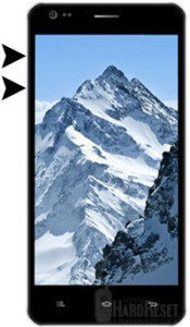 Celkon Millennia Everest hard reset