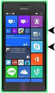 Nokia Lumia 735 hard reset