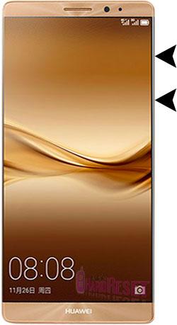Huawei Mate 8 hard reset