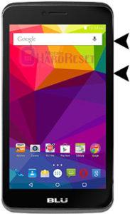 BLU Touchbook G7 hard reset
