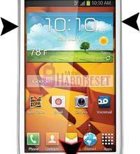 Samsung Galaxy Prevail 2 hard reset
