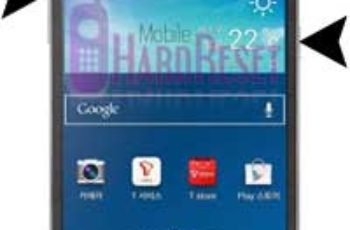 Samsung Galaxy Round G910S hard reset