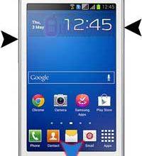 Samsung Galaxy Star Pro S7260 hard reset