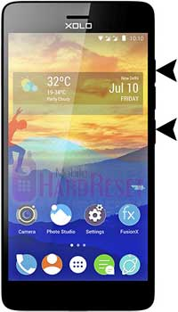 XOLO Black hard reset