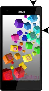 XOLO Cube 5.0 Hard Reset and Factory Reset