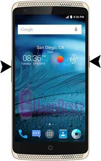 ZTE Axon Hard Reset and Factory Reset Solution