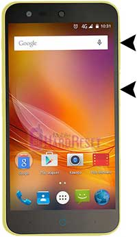 ZTE Blade X5 Hard Reset and Factory Reset Solution