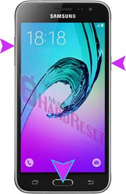 Samsung Galaxy A3 (2016) Hard Reset and Factory Reset