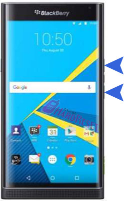 BlackBerry Priv Hard Reset and Factory Reset Steps