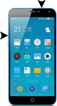 Meizu M1 Note Hard Reset and Factory Reset Tips