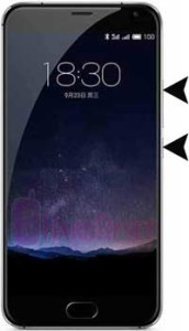 Meizu Pro 5 mini hard reset