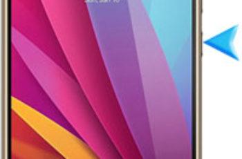 Huawei Honor 5X hard reset