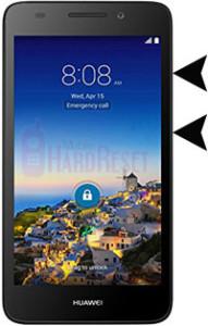 Huawei SnapTo hard reset