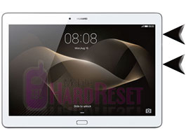 Huawei mediaPad M2 10 Hard Reset and Factory Reset Steps