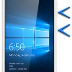 Microsoft Lumia 650 hard reset and factory reset