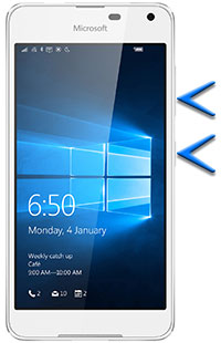How to Hard Reset Microsoft Lumia 650 Smartphone